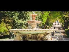 The Borghese Gardens : Borghese Gardens, Rome Italy Travel Vlog