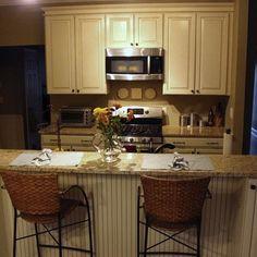 ... Cabinets: Winchester Maple With Hazelnut Glaze By Shenandoah Cabinetry