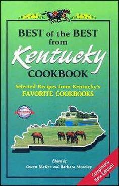 Best of the Best from Kentucky Cookbook