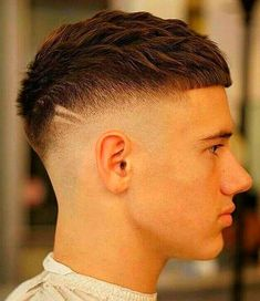 short mens hairstyles which look gorgeous. short mens hairstyles which look g High Fade Haircut, Crop Haircut, Mens Haircuts Short Hair, Hairstyles Haircuts, Hair And Beard Styles, Short Hair Styles, Gents Hair Style, Asian Short Hair, Men Hair Color