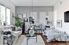 Awesome Tiny Studio Apartment Layout Inspirations 90