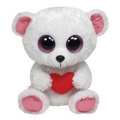 Ty Beanie Boos Sweetly - Polar Bear TY Beanie Boos,http://www.amazon.com/dp/B00F2QRSK2/ref=cm_sw_r_pi_dp_Dmf8sb198KJX24MP