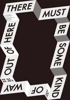 Südpol Poster Series « TDC TOKYO JPN