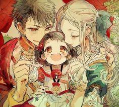 Animes Yandere, Fanarts Anime, Anime Characters, Cute Anime Couples, Cute Anime Pics, Anime Demon, Manga Anime, Anime Guys, Cute Little Drawings