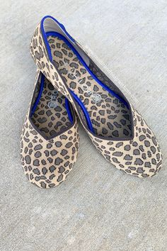 Rothy's Spotted Flats