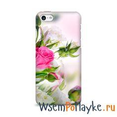 Чехол для Apple iPhone 5С 3D Алые розы - интернет магазин WsemPoMayke.Ru http://wsempomayke.ru/product/case_3d_apple_iphone_5c/1004560  Доставка по России курьером или почтой, оплата при получении. Чехол для Apple iPhone 5С 3D Алые розы купить с доставкой, оплата при получении. Посмотреть размеры и цену > http://wsempomayke.ru/product/case_3d_apple_iphone_5c/1004560
