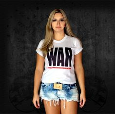 """Baby Look """"This Is War"""""""