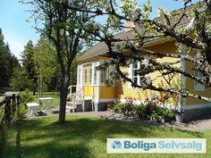Skoven 411, Kolsbygd, Sverige - Fantastisk hyggeligt svensk træhus i den smukke skov. #fritidshus #sommerhus #sverige #selvsalg #boligsalg #boligdk