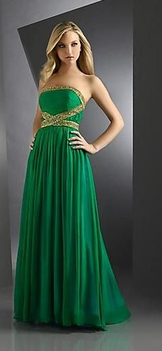 Rose's dress for the Yule Ball