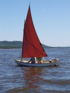 Drascombe Scaffie Sailing Dinghy, Small Sailboats, Plywood Boat, Naval, Small Boats, Wooden Boats, Boat Building, World War I, Boating
