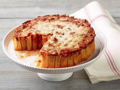 Pie : Using leftover pasta