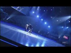 Beautiful!  'So You Think You Can Dance':  2006, Allison and Ivan - Annie Lenox's 'Why'