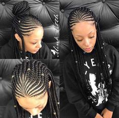 P i n t e r e s t men cornrow braids styles cornrow hairstyles for black men cornrows braids boys Box Braids Hairstyles, Braided Hairstyles For Wedding, My Hairstyle, Protective Hairstyles, Lemonade Braids Hairstyles, Party Hairstyle, Hairstyle Ideas, Hair Ideas, Black Girl Braids