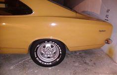 Opala 1978 com pneus Hankook