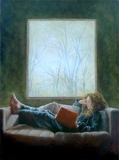 Hertog, Laura den (1959-...) Winter window
