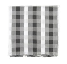 Valiant Plaid - Silver (Linen PSq)