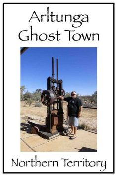 Arltunga - Central Australia's Ghost Town - Trippin' Turpins