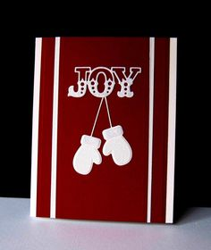 CAS349, TLC558 JOY by catluvr2 - Cards and Paper Crafts at Splitcoaststampers