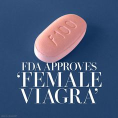 FDA approves controversial 'female Viagra' drug