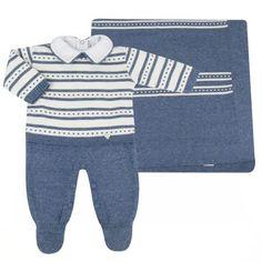5216980a2a Saida-de-Maternidade-Macacao-Ursos---Jeans---Petit-Mouton