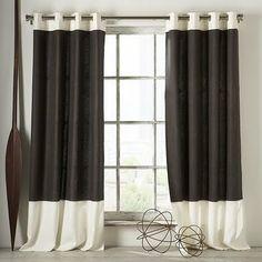 10 Curtain Ideas For Living Room For Brilliant Look | Khicho.com ...