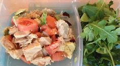 Broke and Bougie: Clean Eating Tuna Salad Lunch