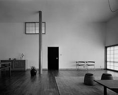 house in White 1966|白の家 篠原一男