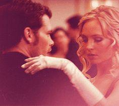 Klaus and Caroline [gif]