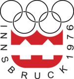 The evolution of the Olympic logo - Innsbruck Winter Games in 1976 in Austria. 1976 Olympics, 2010 Winter Olympics, Summer Olympics, Innsbruck, Bobsleigh, Winter Olympic Games, Winter Games, Fifa, Austria Winter