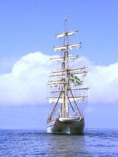 Swedish Brigg Tre Kronor