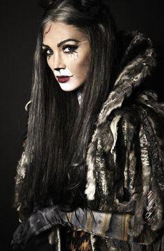 vinkunwildflowerqueen:  First photo of Delta Goodrem as Grizabella in CATS. Source [x]