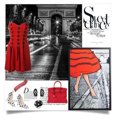 """Street Dance"" by shoecraycray ❤ liked on Polyvore featuring Oliver Gal Artist Co., Anja, Oscar de la Renta, Moschino, Chanel, John Hardy, women's clothing, women's fashion, women and female"