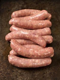 Cómo ahumar chorizo de cerdo Smoke Grill, Smoking Recipes, Sauce, Bacon, Grilling, Pork, Tasty, Meat, Smoker Recipes