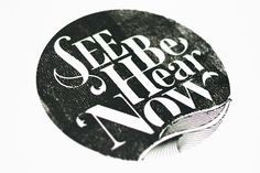 See Be Hear Now on Behance