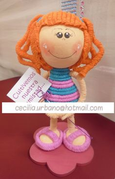 Muñeca Dasha Crepes, 4 Kids, Arts And Crafts, Crochet Hats, Paper, Paper Dolls, February, Jelly Beans, Cushions