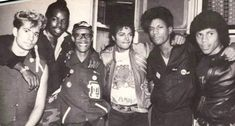 "For the filming of the song ""Beat It"", Michael Jackson cast 80 members of two Los Angeles rival street gangs ""Crips"" and ""Bloods"" to foster peace between them and add authenticity."