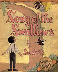 Switzerite: Song of the Swallows - Leo Politi - for St. Joseph's Day- bird activities