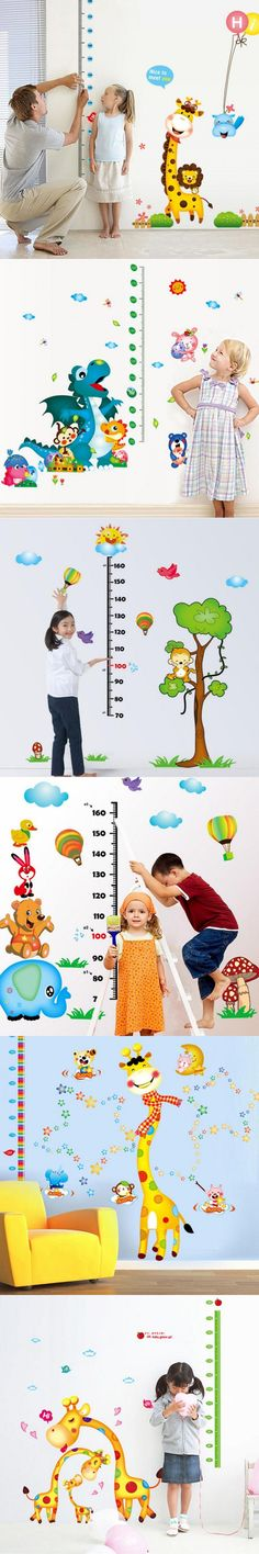 Creative Home Child Tailor Wall Stickers Living Room Bedroom Fashion Portable Environmental PVC Removable Home Decoration $5.84