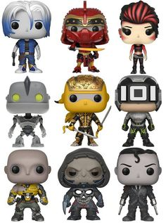 Ready Player One Funko PoP! Collection
