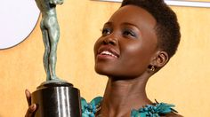 The Oscar-winning actress spills her makeup and skincare secrets #lupita #avocadooil
