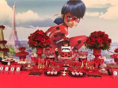 Festa Infantil Miraculous Ladybug