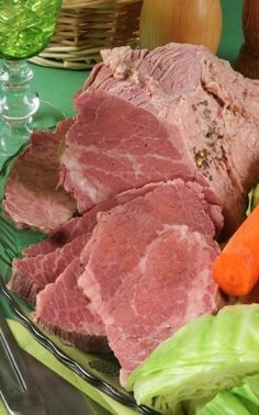 Corned Beef and Cabbage Recipe: As Irish as Green Beer! #stpattysday