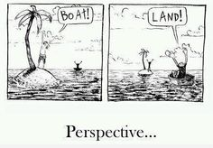 Hope or dope? #YouDecide  #perspective #boat #land #thisorthat #TheDigitalSavvy
