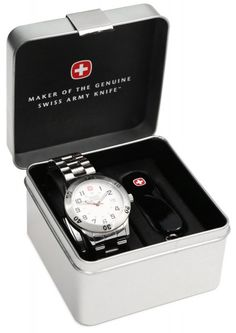 Wenger Swiss Military Watch Gift Sets