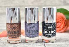 p2 - 'Retro Repeats' Limited Edition - nail polish