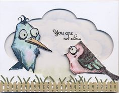 Crazy Bird 4 by scootsv - Cards and Paper Crafts at Splitcoaststampers
