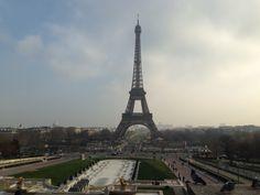 #TourEiffel #Trocadero