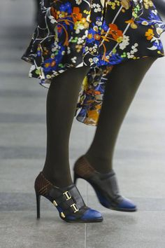 The shoes were great at Preen.