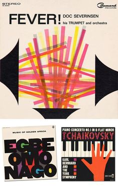 Old jazz album cover.
