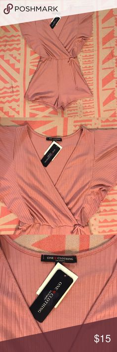 NWT One clothing Jumper NWT One Clothing Nude pink jumper size small one clothing Other
